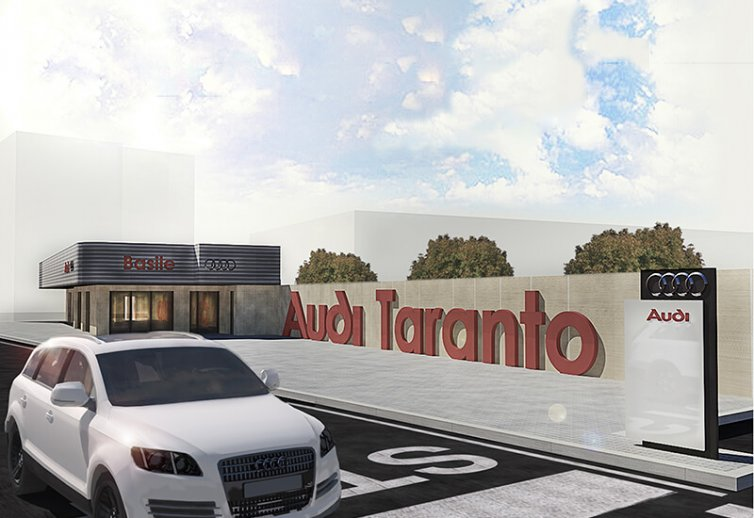 Showroom Audi | Taranto